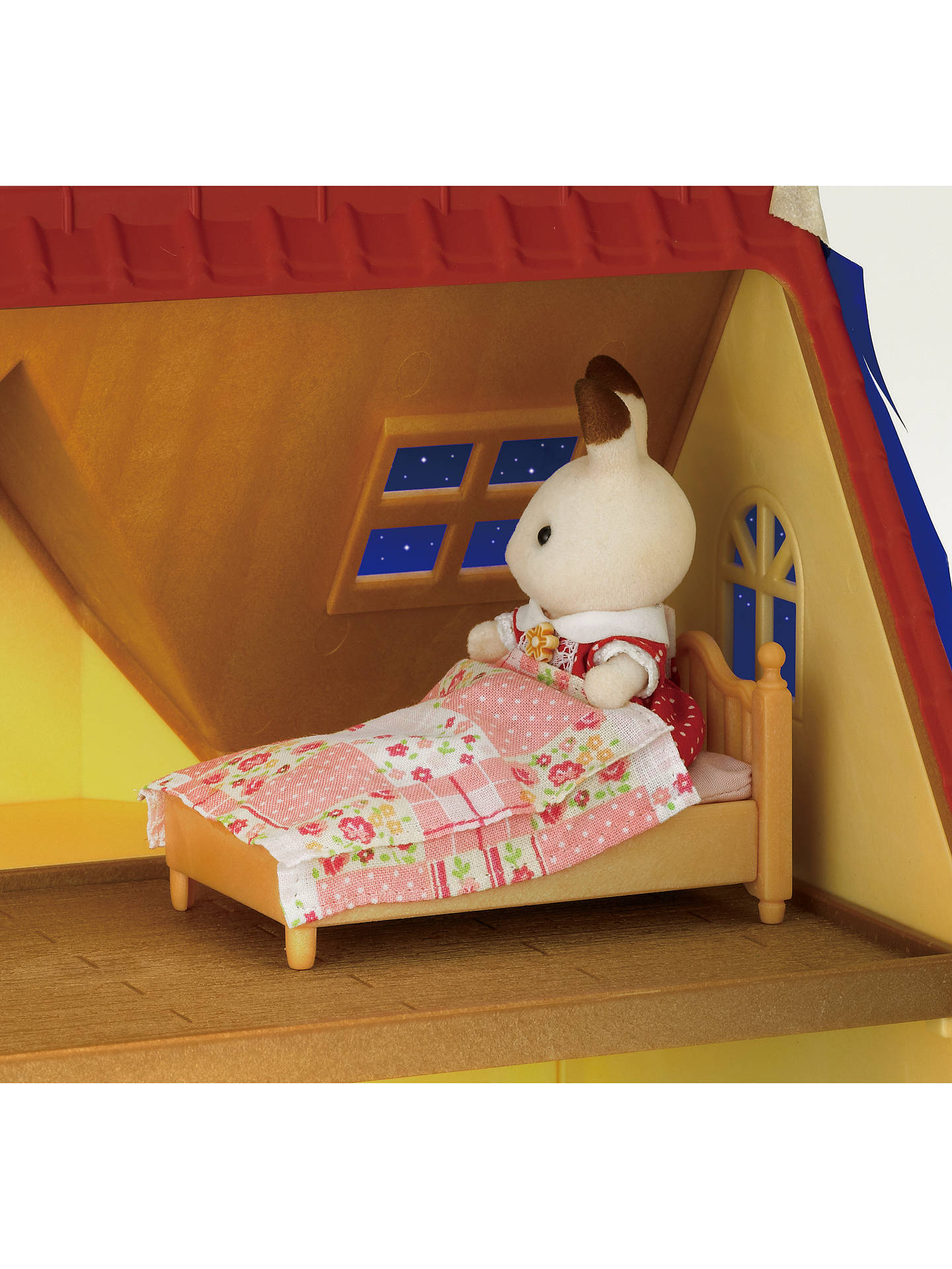 Buy Sylvanian Families Cosy Cottage Starter Home Online at johnlewis.com