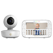 Buy Motorola MBP36XL Video Baby Monitor Online at johnlewis.com