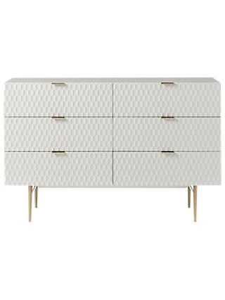 west elm Audrey 6 Drawer Chest