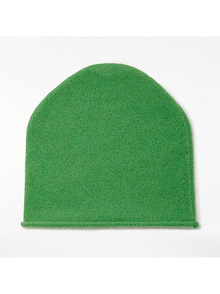88e0af16b John Lewis & Partners Cashmere Roll Beanie Hat at John Lewis & Partners