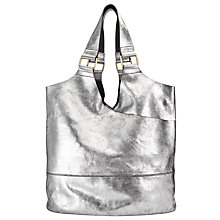 Buy Kin by John Lewis Ronja Leather Shoulder Bag Online at johnlewis.com