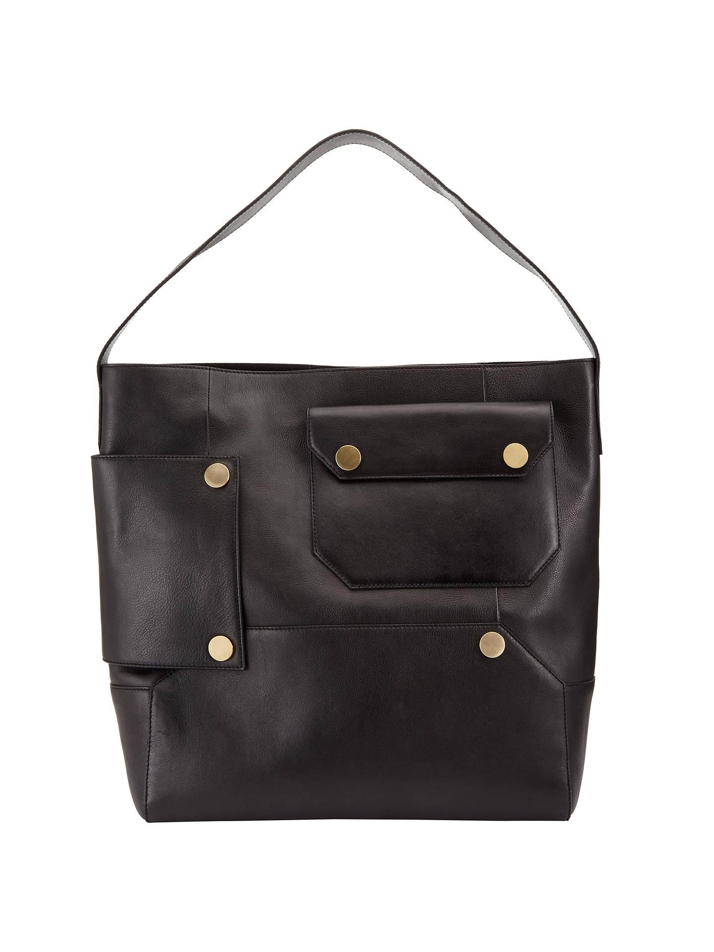 c68972ed763f Buy Kin by John Lewis Luna Leather Shoulder Bag