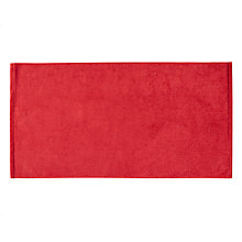Buy John Lewis Elasticated Cotton Hair Towel Online at johnlewis.com