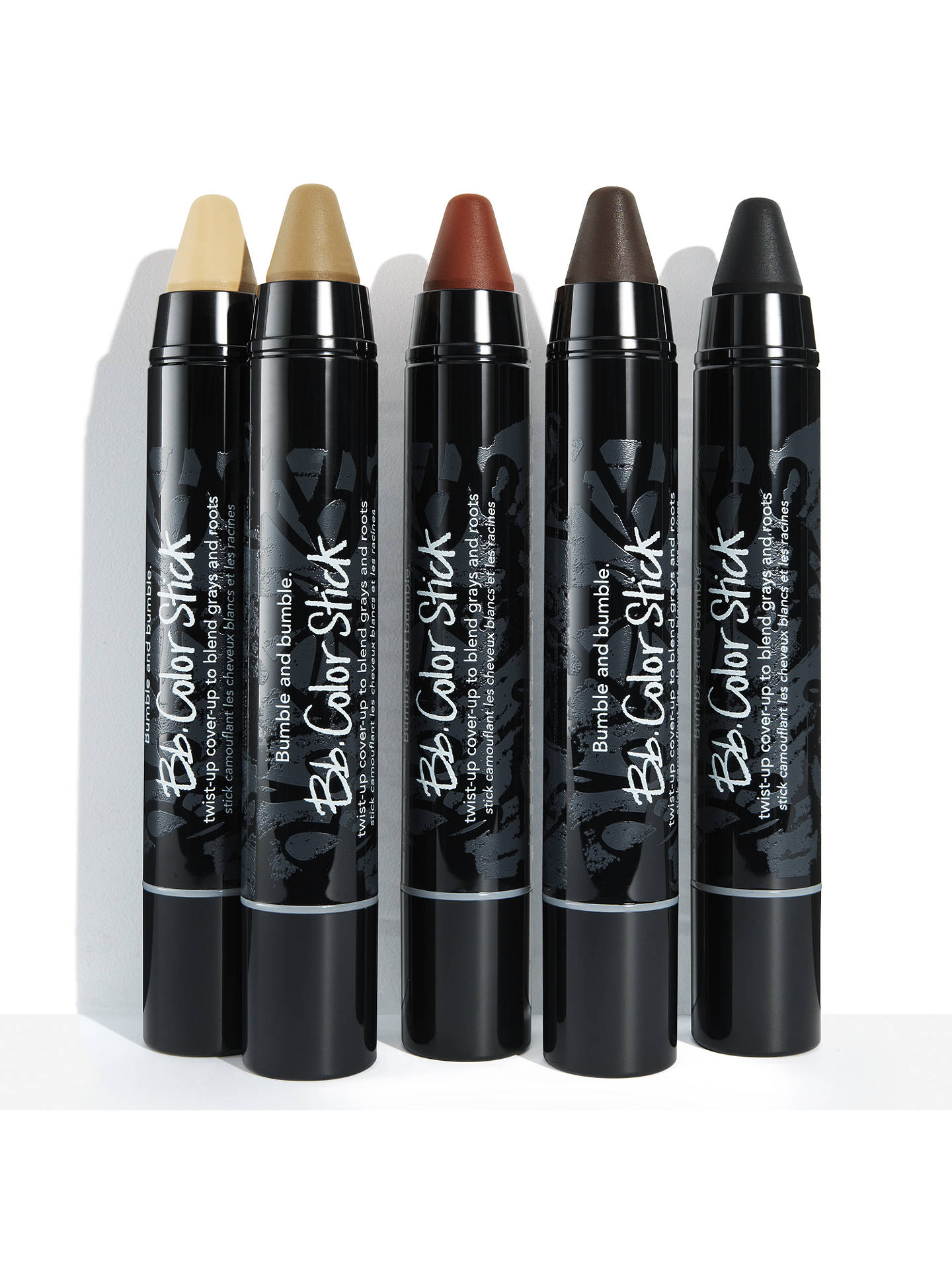 BuyBumble and bumble Colour Stick, Black Online at johnlewis.com