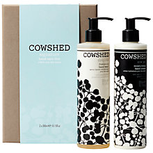 Buy Cowshed Signature Hand Care Duo Online at johnlewis.com