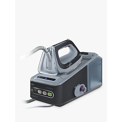 Braun IS7056 Carestyle 7 Pro Steam Generator Iron, Black