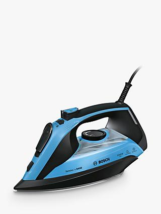 Bosch TDA5073GB Steam Iron, Blue