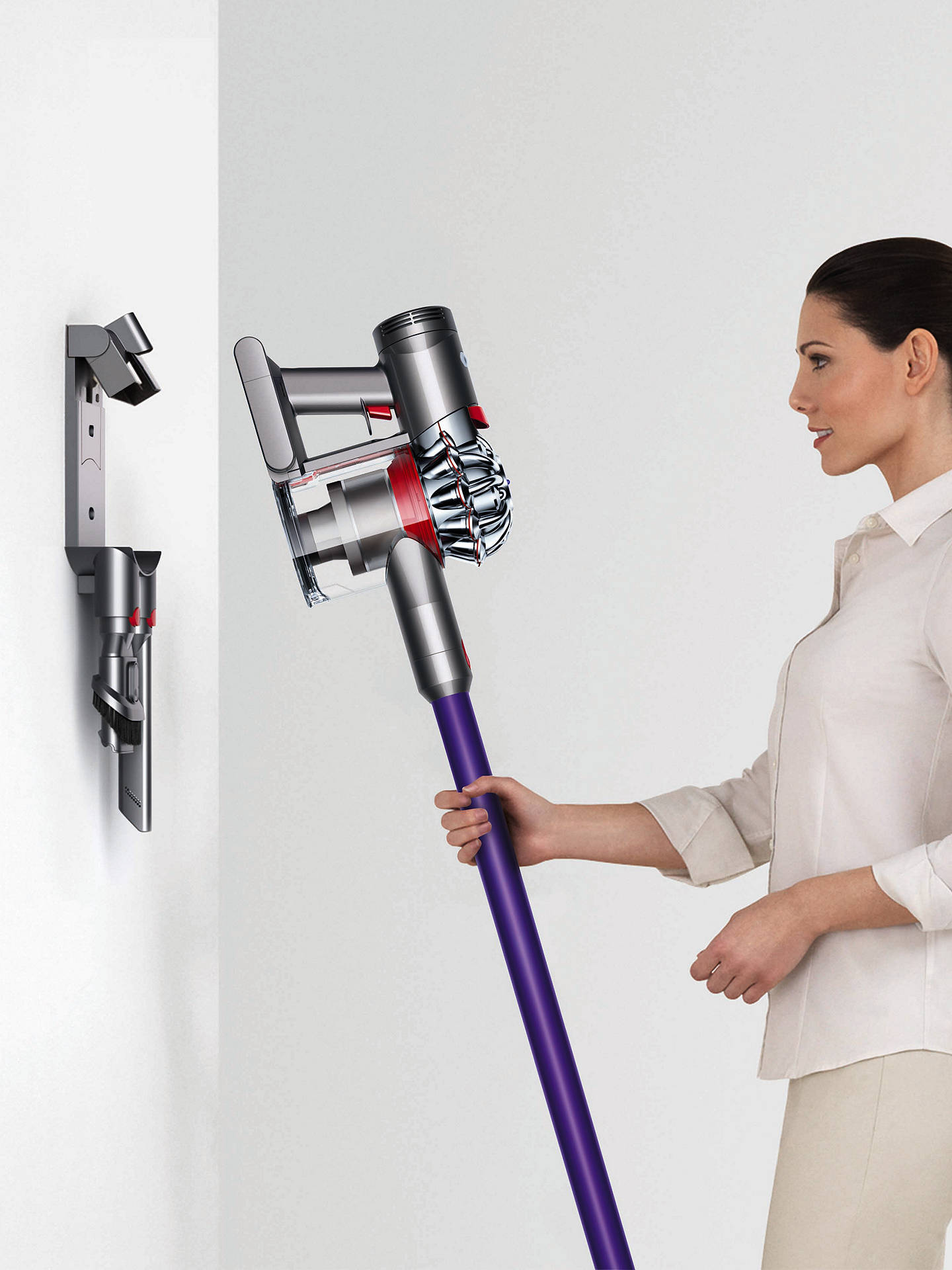 BuyDyson V7 Animal Cordless Vacuum Cleaner Online at johnlewis.com