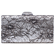 Buy Carvela Glee Clutch Bag, Black Online at johnlewis.com
