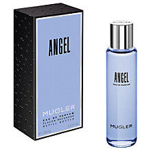 Buy Mugler Angel Eau de Parfum Eco-Refill Bottle, 100ml Online at johnlewis.com