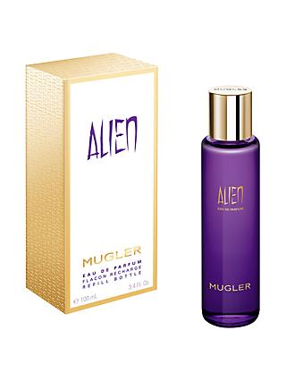 Mugler Alien Eau de Parfum Eco Refill Bottle, 100ml