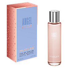 Buy Mugler Angel Muse Eau de Parfum Eco Refill Bottle, 100ml Online at johnlewis.com