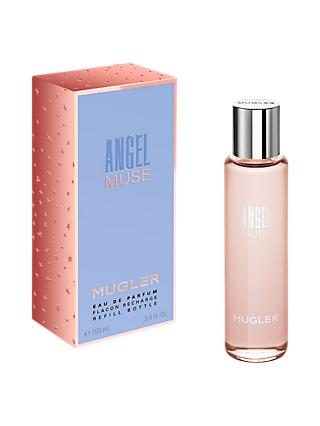 Mugler Angel Muse Eau de Parfum Eco Refill Bottle, 100ml
