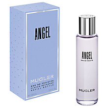 Buy Mugler Angel Eau de Toilette Eco Refill Bottle, 100ml Online at johnlewis.com
