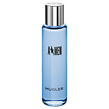 Buy Mugler A*Men Eau de Toilette Eco Refill Bottle, 100ml Online at johnlewis.com
