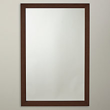 Buy John Lewis Wood Box Mirror, 60 x 90cm Online at johnlewis.com