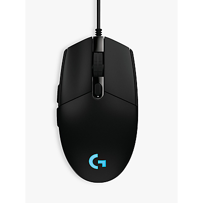 Image of Logitech G203 Prodigy Gaming Mouse, Black