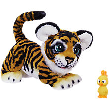 Buy Hasbro FurReal Roarin' Tyler The Playful Tiger Online at johnlewis.com