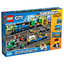 Buy LEGO City 66493 Remote Control Cargo Train, Station, Tracks and Power Functions 4 in 1 Super Pack Online at johnlewis.com