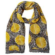 Buy White Stuff Equator Spot Scarf, Grey Online at johnlewis.com