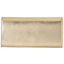 Buy John Lewis Lizzie Leather Slim Continental Purse Online at johnlewis.com