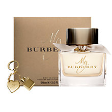 Buy Burberry My Burberry Eau de Parfum 90ml with Free Gift Online at johnlewis.com