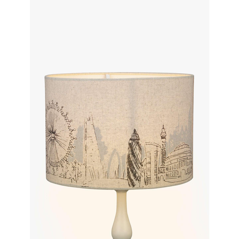 John lewis london cityscape lampshade 30cm at john lewis buyjohn lewis london cityscape lampshade 30cm online at johnlewis aloadofball Gallery