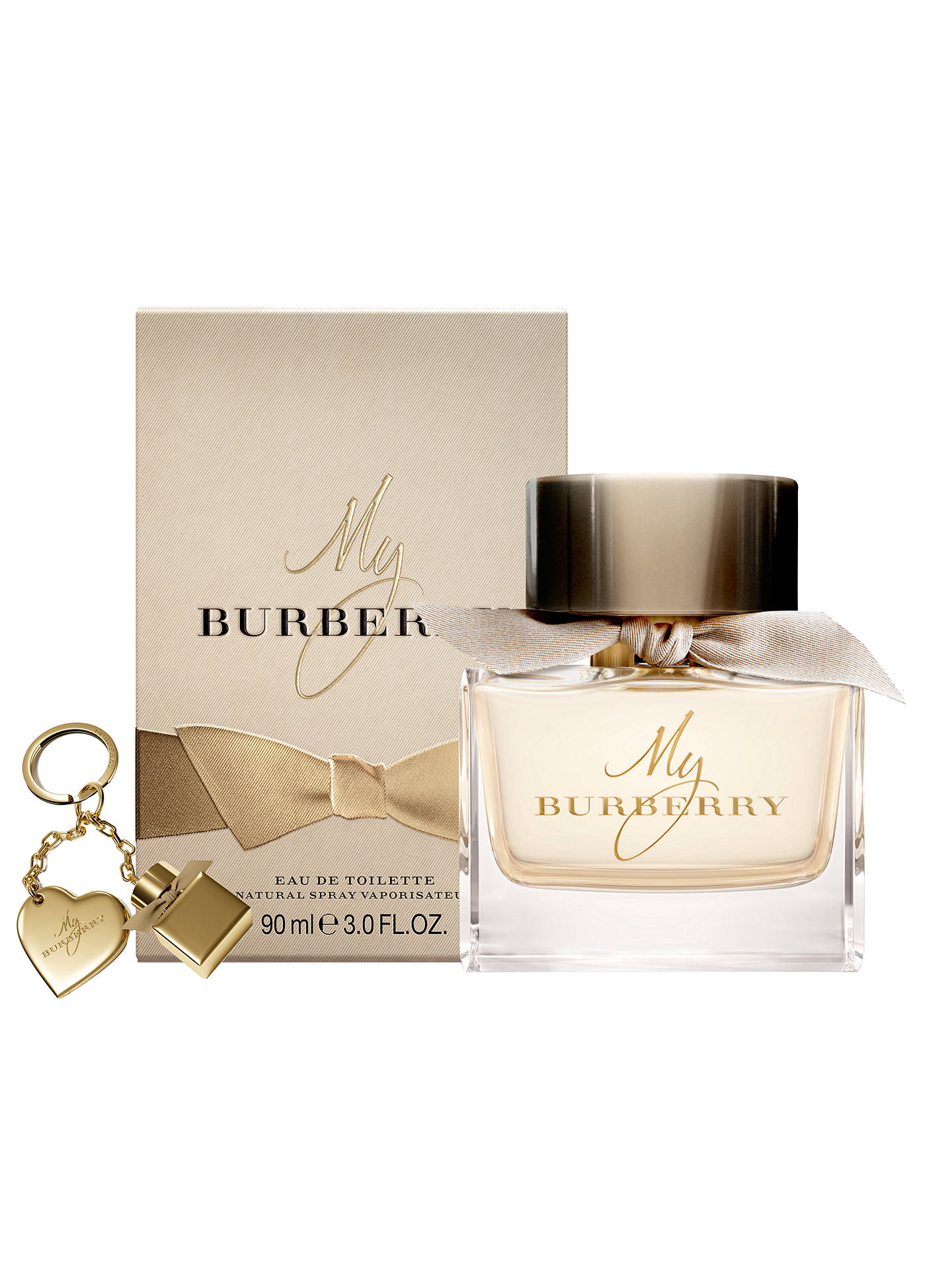 BuyBurberry My Burberry Eau de Toilette 90ml with Free Gift Online at johnlewis.com
