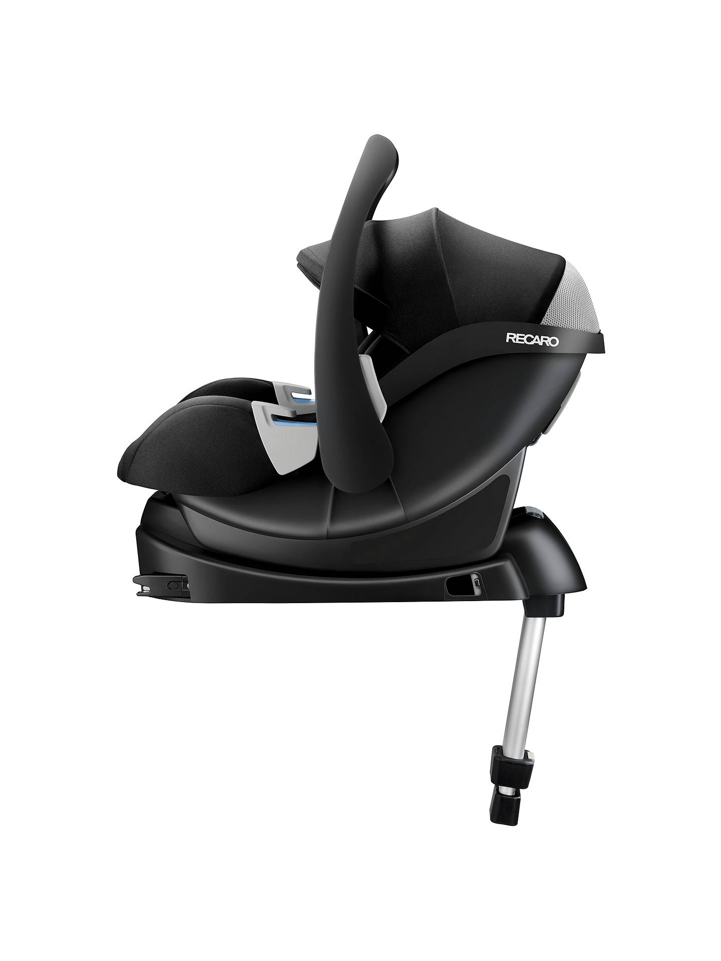 BuyRecaro Guardia Group 0+ Baby Car Seat, Carbon Black Online at johnlewis.com
