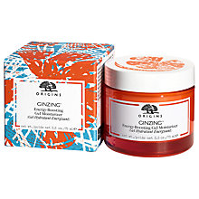 Buy Origins GinZing™ Gel Moisturiser, 75ml Online at johnlewis.com