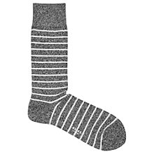 Buy Reiss Grayson Stripe Socks, One Size Online at johnlewis.com