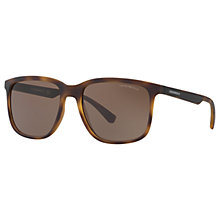 Buy Emporio Armani EA4104 Square Sunglasses Online at johnlewis.com