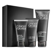 Buy Clinique For Men Custom Fit Set, Dry Online at johnlewis.com