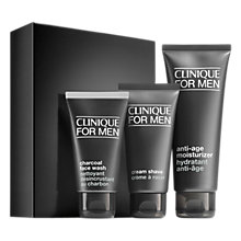 Buy Clinique For Men Custom Fit Set, Age Repair Online at johnlewis.com