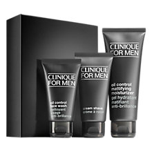 Buy Clinique For Men Custom Fit Set, Oil Control Online at johnlewis.com