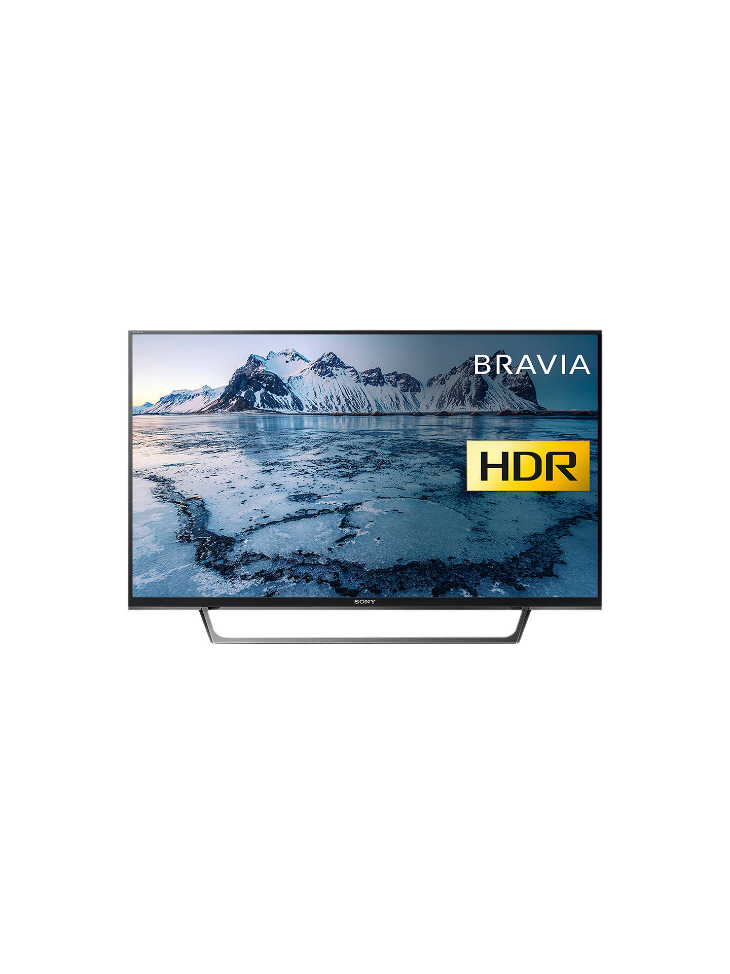 Sony Bravia KDL40WE663 LED HDR Full HD 1080p Smart TV, 40\