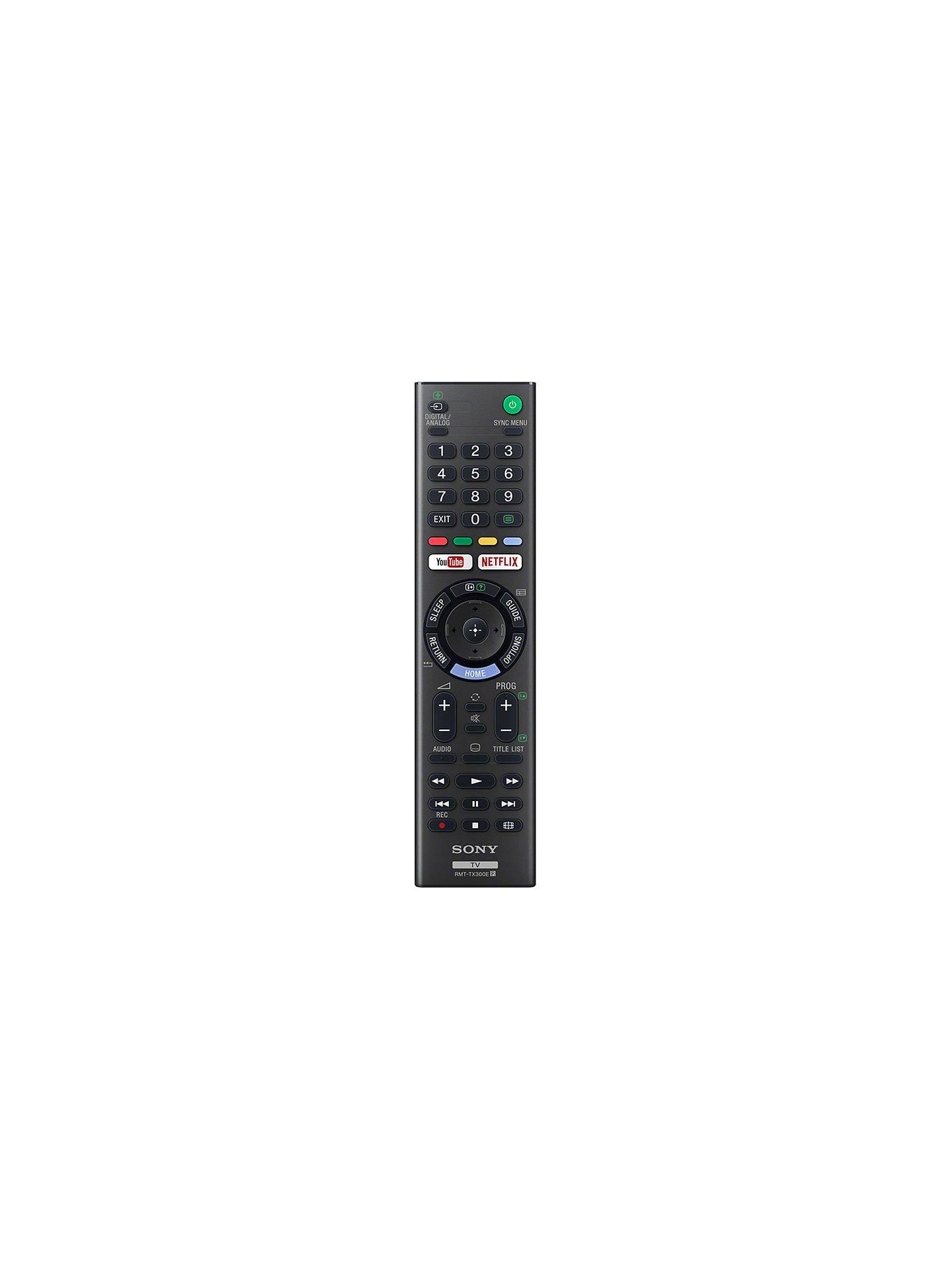 Sony Bravia KDL40WE663 LED HDR Full HD 1080p Smart TV, 40