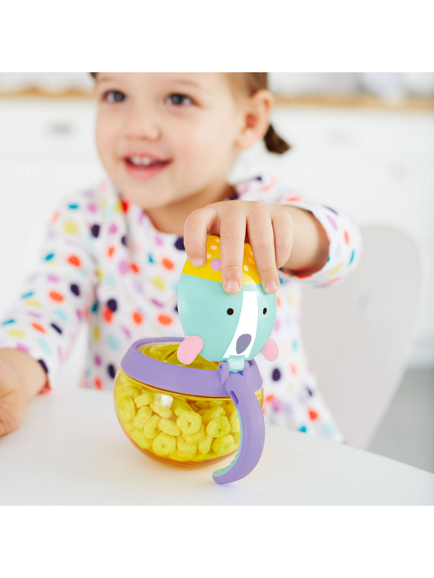 Buy Skip Hop Unicorn Snack Cup, Multi Online at johnlewis.com