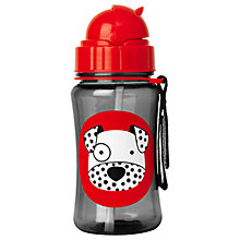 Buy Skip Hop Baby Dalmatian Straw Bottle Online at johnlewis.com