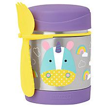Buy Skip Hop Zoo Food Jar Unicorn, Multi Online at johnlewis.com