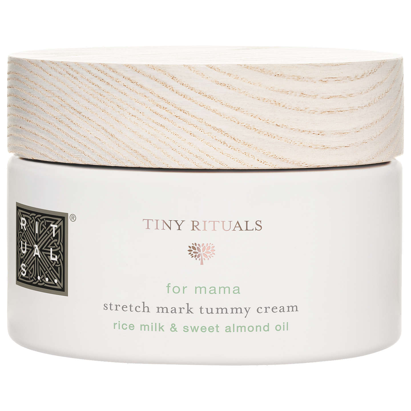 BuyRituals Stretch Mark Tummy Cream, 200ml Online at johnlewis.com