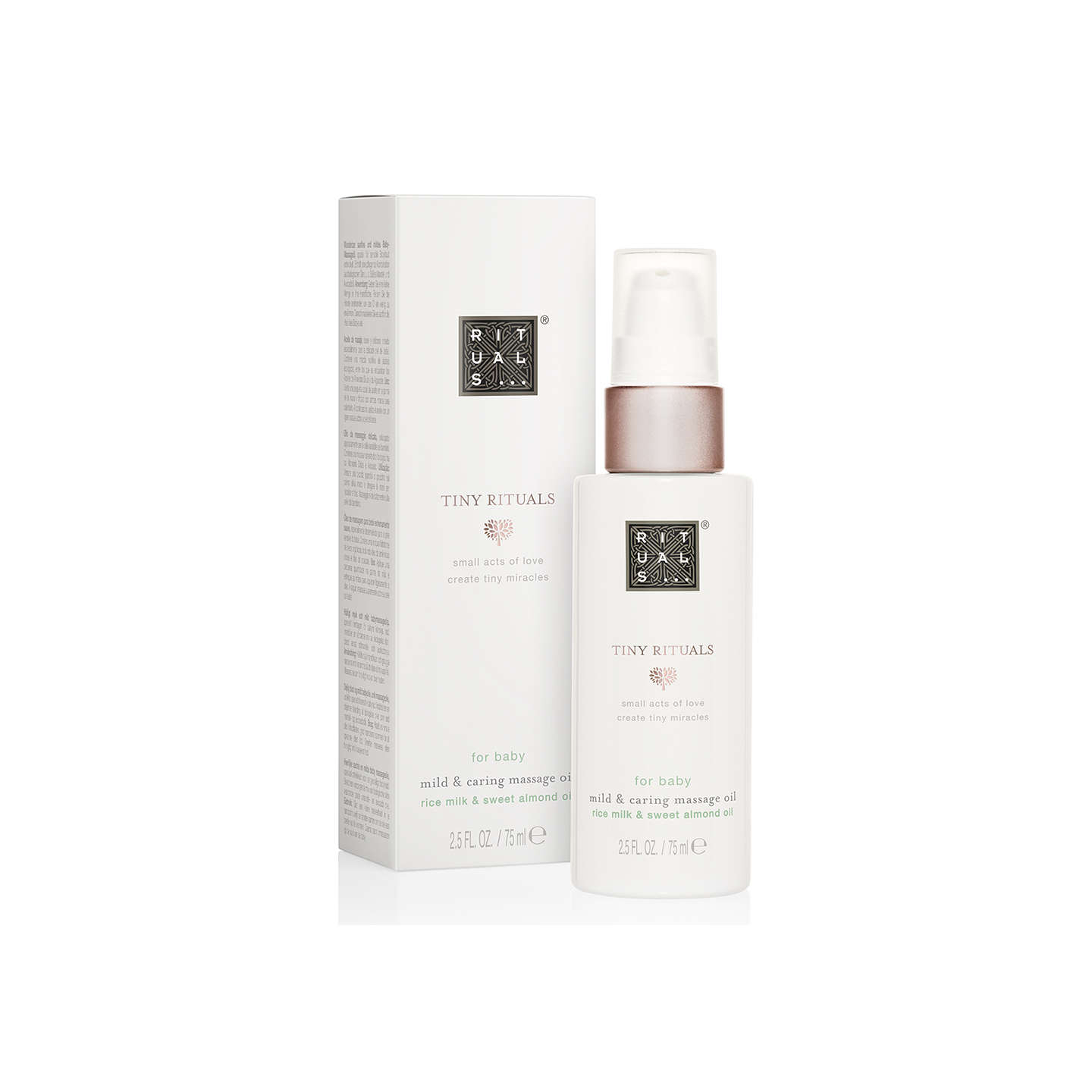 BuyRituals Baby Massage Oil, 75ml Online at johnlewis.com
