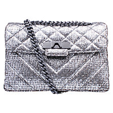 Buy Kurt Geiger Kensington Tweed Across Body Bag Online at johnlewis.com