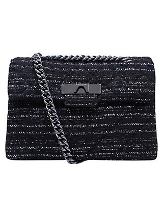 Kurt Geiger Kensington Tweed Cross Body Bag