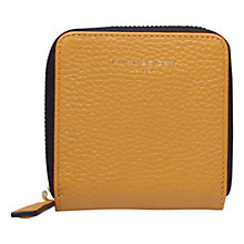 Buy Kurt Geiger Leather Mini Zip Wallet Online at johnlewis.com