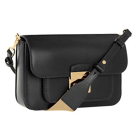 0524bf6a7b9e Buy MICHAEL Michael Kors Sloan Editor Medium Leather Shoulder Bag Online at  johnlewis