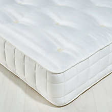Buy John Lewis Ortho Supreme 1600 Pocket Spring Mattress, Double Online at johnlewis.com