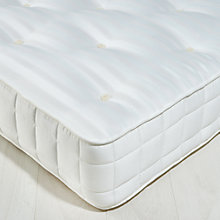 Buy John Lewis Ortho Premier 1000 Pocket Spring Zip Link Mattress, Super King Size Online at johnlewis.com
