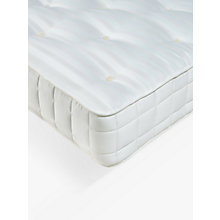 Buy John Lewis Ortho Classic 1200 Pocket Spring Mattress, Super King Size Online at johnlewis.com