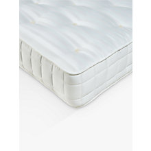 Buy John Lewis Ortho Classic 1200 Pocket Spring Mattress, Single Online at johnlewis.com